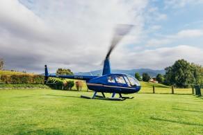 Vuelo en Helicóptero por San Sebastián